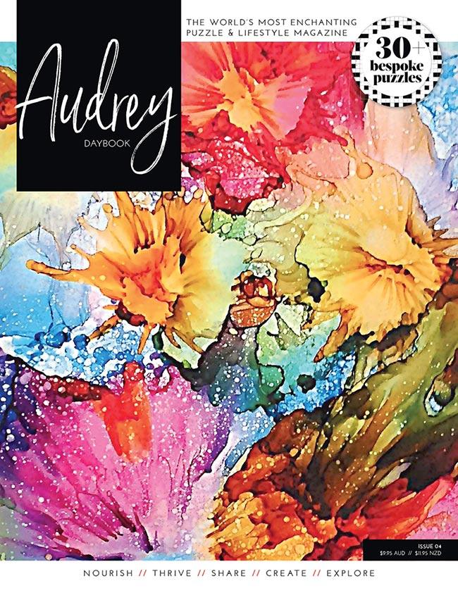 Audrey Daybook