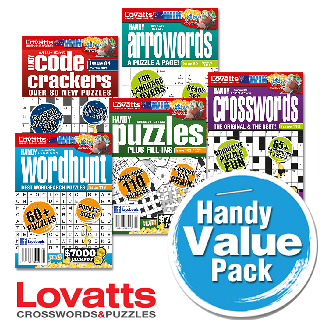 Handy Value Pack by Lovatts