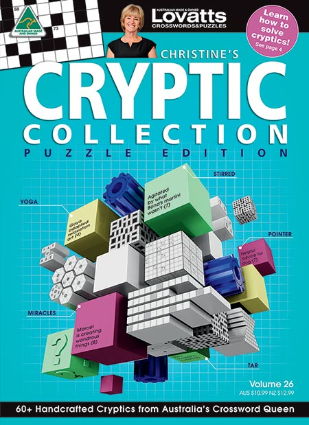 picture about Cryptic Crosswords Printable named Participate in Lovatts Cost-free On line Cryptic Crossword - Up-to-date Day by day