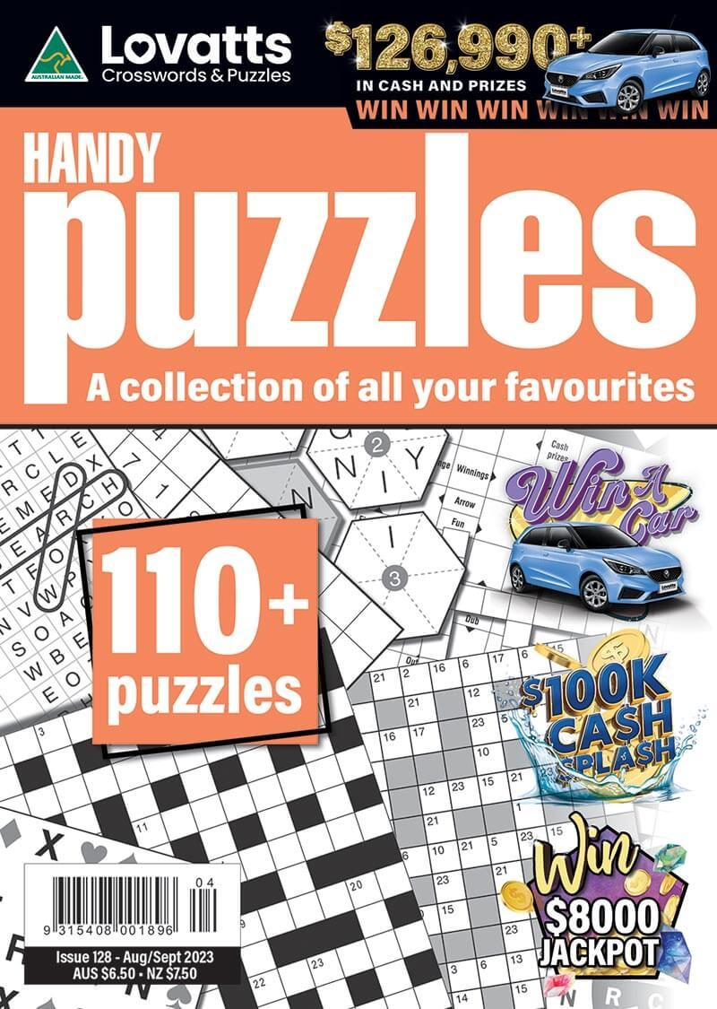 Handy Fill-Ins magazine