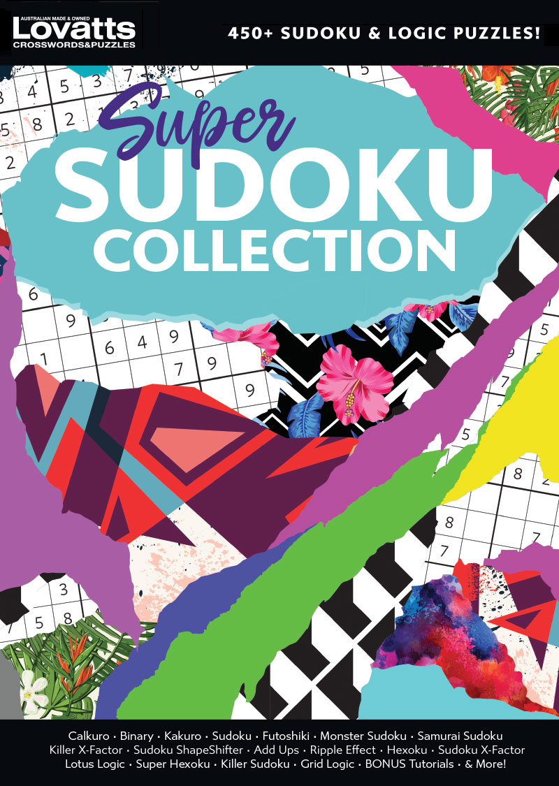 Super Sudoku Collection