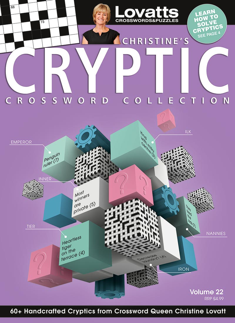 Handy Cryptic Crosswords magazine