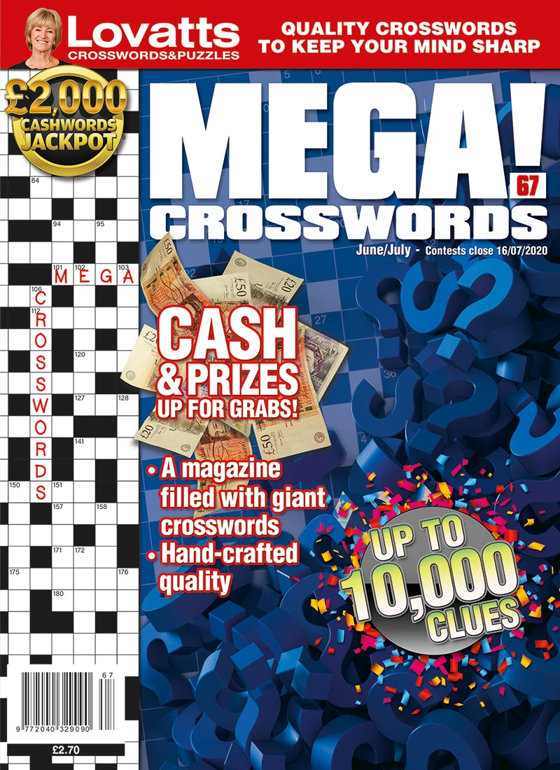 MEGA! Crosswords