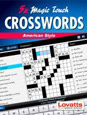 Magic Touch Crosswords iBook by Lovatts - U.S. Style