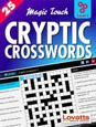 Magic Touch Cryptic Crossword iBook by Lovatts