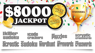 Handy Jackpot Competition Prize Winners