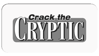 Crack The Cryptic