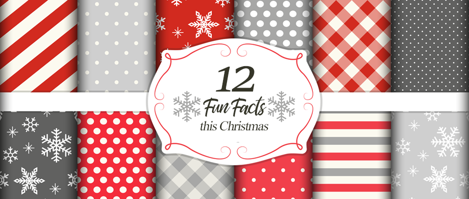 12 fun facts this Christmas