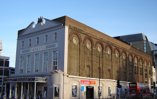 The Old Vic - source Wikipedia. Photographer: Fin Fahey