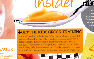 Health Insider - Woman's Day