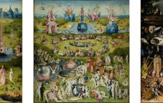 The Garden of Earthly Delights by Hieronymus Bosch (circa 1450–1516); Source: Wikipedia