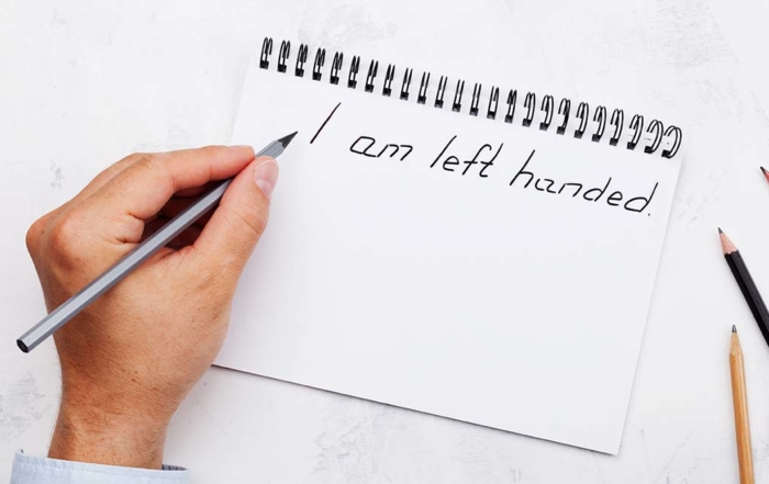 The left handed life