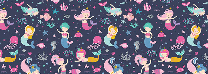 Where do mermaids come from?